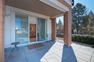 """Photo 15: 106 611 REGAN Avenue in Coquitlam: Coquitlam West Condo for sale in """"Regan's Walk"""" : MLS®# R2354478"""