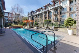 "Photo 1: 222 6688 120 Street in Surrey: West Newton Condo for sale in ""ZEN SALUS"" : MLS®# R2355066"