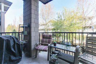 """Photo 12: 222 6688 120 Street in Surrey: West Newton Condo for sale in """"ZEN SALUS"""" : MLS®# R2355066"""