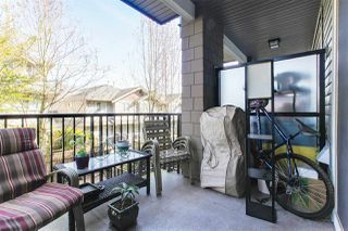 "Photo 11: 222 6688 120 Street in Surrey: West Newton Condo for sale in ""ZEN SALUS"" : MLS®# R2355066"