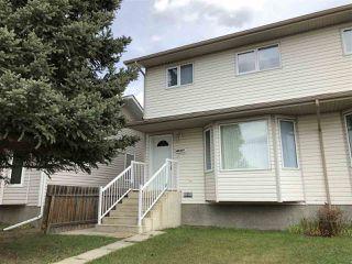 Photo 1: B 4015 53 Street: Wetaskiwin House Half Duplex for sale : MLS®# E4150614