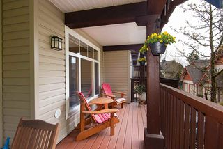 "Photo 5: 25 50 PANORAMA Place in Port Moody: Heritage Woods PM Townhouse for sale in ""ADVENTURE RIDGE"" : MLS®# R2357233"