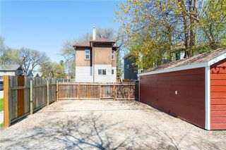 Photo 19: 366 Morley Avenue in Winnipeg: Fort Rouge Residential for sale (1Aw)  : MLS®# 1912402