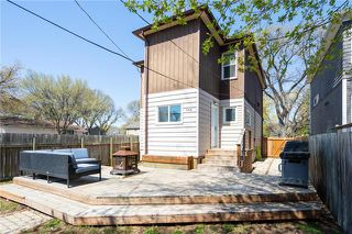 Photo 18: 366 Morley Avenue in Winnipeg: Fort Rouge Residential for sale (1Aw)  : MLS®# 1912402