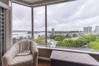 "Photo 13: 904 1045 QUAYSIDE Drive in New Westminster: Quay Condo for sale in ""QUAYSIDE TOWERS 1"" : MLS®# R2370960"