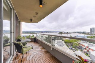 "Photo 15: 904 1045 QUAYSIDE Drive in New Westminster: Quay Condo for sale in ""QUAYSIDE TOWERS 1"" : MLS®# R2370960"