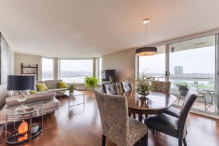 "Photo 2: 904 1045 QUAYSIDE Drive in New Westminster: Quay Condo for sale in ""QUAYSIDE TOWERS 1"" : MLS®# R2370960"