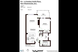 """Photo 20: 210 15 SMOKEY SMITH Place in New Westminster: GlenBrooke North Condo for sale in """"THE WESTERLY"""" : MLS®# R2377620"""