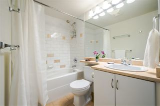 """Photo 16: 210 15 SMOKEY SMITH Place in New Westminster: GlenBrooke North Condo for sale in """"THE WESTERLY"""" : MLS®# R2377620"""
