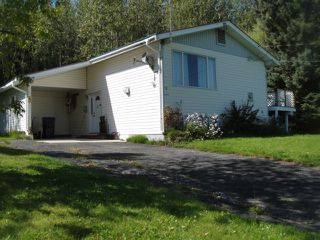 Main Photo: 12 FULTON Street: Granisle House for sale (Burns Lake (Zone 55))  : MLS®# R2401001