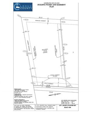 Photo 2: 5950 25 Street: Rural Leduc County Rural Land/Vacant Lot for sale : MLS®# E4184812