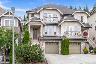 Main Photo: 87 FERNWAY DRIVE in Port Moody: Heritage Woods PM House 1/2 Duplex for sale : MLS®# R2425446