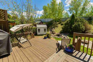 Photo 35: 9 ABERDEEN Way: Stony Plain House for sale : MLS®# E4196763