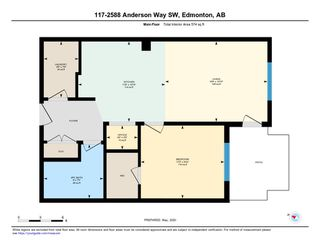 Photo 36: 117 2588 ANDERSON Way in Edmonton: Zone 56 Condo for sale : MLS®# E4198588