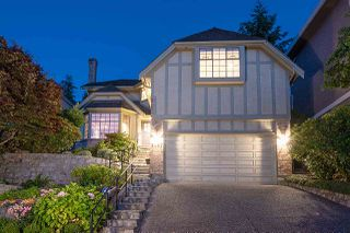 Main Photo: 5467 MONTE BRE Crescent in West Vancouver: Upper Caulfeild House for sale : MLS®# R2480428