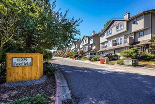 """Main Photo: 36 11229 232 Street in Maple Ridge: East Central Townhouse for sale in """"Foxfield"""" : MLS®# R2496322"""