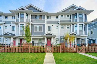 """Main Photo: 14 189 WOOD Street in New Westminster: Queensborough Townhouse for sale in """"QUEENSBOROUGH"""" : MLS®# R2519615"""