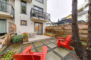 "Photo 17: 12 5809 WALES Street in Vancouver: Killarney VE Townhouse for sale in ""Avalon Mews"" (Vancouver East)  : MLS®# R2520784"