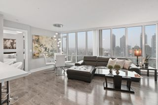"""Photo 6: 2908 4189 HALIFAX Street in Burnaby: Brentwood Park Condo for sale in """"AVAIARA"""" (Burnaby North)  : MLS®# R2526849"""