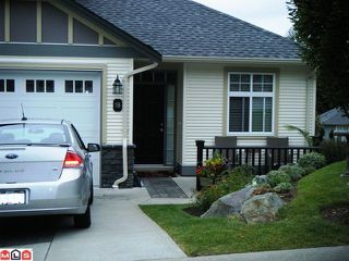 "Photo 1: 18 36260 MCKEE Road in Abbotsford: Abbotsford East Townhouse for sale in ""King's Gate"" : MLS®# F1122177"