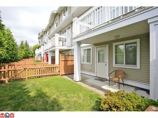 """Photo 10: 34 20460 66TH Avenue in Langley: Willoughby Heights Townhouse for sale in """"Willow Edge"""" : MLS®# F1201114"""