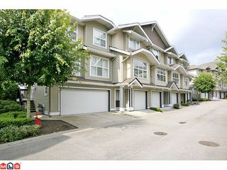 """Photo 9: 34 20460 66TH Avenue in Langley: Willoughby Heights Townhouse for sale in """"Willow Edge"""" : MLS®# F1201114"""
