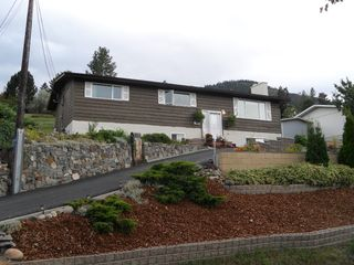 Photo 1: 1241 Foxwood Lane in Kamloops: Barnhartvale House for sale : MLS®# 115065