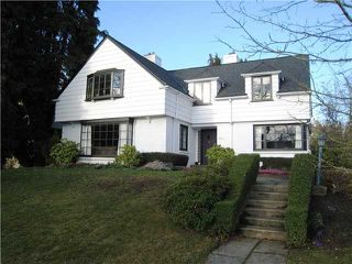 Photo 1: 411 SECOND Street in New Westminster: Queens Park House for sale : MLS®# V1051972