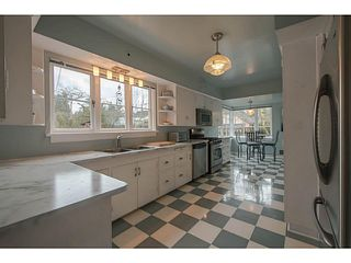 Photo 7: 411 SECOND Street in New Westminster: Queens Park House for sale : MLS®# V1051972