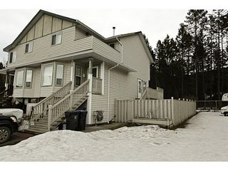 Photo 1: 848 MIDNIGHT Drive in Williams Lake: Williams Lake - City House 1/2 Duplex for sale (Williams Lake (Zone 27))  : MLS®# N234074