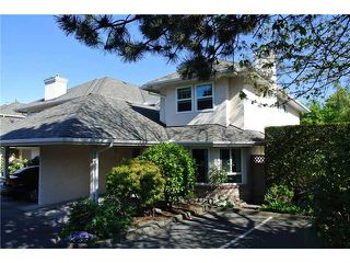 "Photo 1: 14 5651 LACKNER Crescent in Richmond: Lackner Townhouse for sale in ""MADERA COURT"" : MLS®# V1058288"