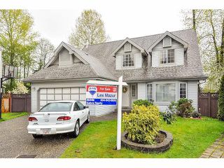 Photo 1: 2426 MARIANA Place in Coquitlam: Cape Horn House for sale : MLS®# V1058904