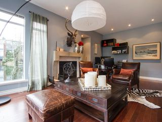 "Photo 5: 1592 ISLAND PARK Walk in Vancouver: False Creek Townhouse for sale in ""LAGOONS"" (Vancouver West)  : MLS®# V1099043"