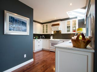 "Photo 15: 1592 ISLAND PARK Walk in Vancouver: False Creek Townhouse for sale in ""LAGOONS"" (Vancouver West)  : MLS®# V1099043"