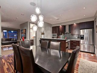 Photo 7: 2455 22 Street SW in Calgary: Richmond Park_Knobhl Residential Attached for sale : MLS®# C3651122
