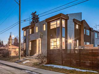 Photo 1: 2455 22 Street SW in Calgary: Richmond Park_Knobhl Residential Attached for sale : MLS®# C3651122