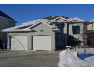 Photo 1: 423 LeMay Crescent in Saskatoon: Silverspring Single Family Dwelling for sale (Saskatoon Area 01)  : MLS®# 525093