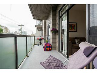 "Photo 17: 214 1345 W 15TH Avenue in Vancouver: Fairview VW Condo for sale in ""SUNRISE WEST"" (Vancouver West)  : MLS®# V1118182"