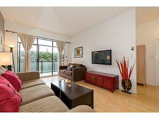 "Photo 3: 214 1345 W 15TH Avenue in Vancouver: Fairview VW Condo for sale in ""SUNRISE WEST"" (Vancouver West)  : MLS®# V1118182"