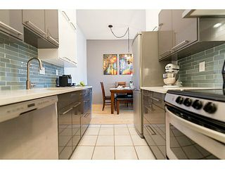 "Photo 7: 214 1345 W 15TH Avenue in Vancouver: Fairview VW Condo for sale in ""SUNRISE WEST"" (Vancouver West)  : MLS®# V1118182"