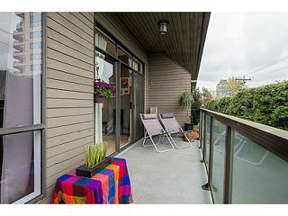 "Photo 16: 214 1345 W 15TH Avenue in Vancouver: Fairview VW Condo for sale in ""SUNRISE WEST"" (Vancouver West)  : MLS®# V1118182"
