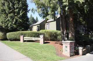 """Photo 10: 12 20155 50 Avenue in Langley: Langley City Townhouse for sale in """"Cedarbrook Village"""" : MLS®# R2054359"""