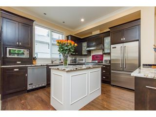 """Photo 8: 629 2580 LANGDON Street in Abbotsford: Abbotsford West Townhouse for sale in """"Brownstones"""" : MLS®# R2077137"""