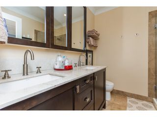 """Photo 14: 629 2580 LANGDON Street in Abbotsford: Abbotsford West Townhouse for sale in """"Brownstones"""" : MLS®# R2077137"""