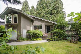 Photo 1: 686 E OSBORNE Road in North Vancouver: Princess Park House for sale : MLS®# R2082991