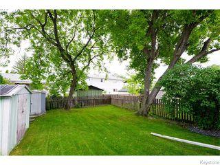Photo 15: 37 Gowler Road in Winnipeg: Westwood / Crestview Residential for sale (West Winnipeg)  : MLS®# 1617177