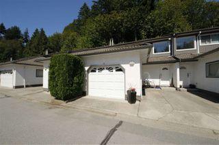 "Photo 1: 18 2401 MAMQUAM Road in Squamish: Garibaldi Highlands Townhouse for sale in ""Highland Glen"" : MLS®# R2086087"