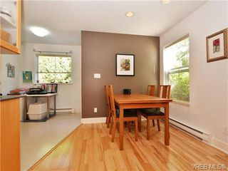 Photo 6: 4 2633 Shelbourne Street in VICTORIA: Vi Jubilee Townhouse for sale (Victoria)  : MLS®# 369788