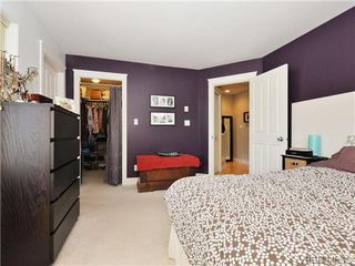 Photo 13: 4 2633 Shelbourne Street in VICTORIA: Vi Jubilee Townhouse for sale (Victoria)  : MLS®# 369788