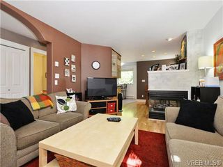 Photo 5: 4 2633 Shelbourne Street in VICTORIA: Vi Jubilee Townhouse for sale (Victoria)  : MLS®# 369788